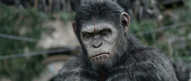 War for the Planet of the Apes: první záběry a logo