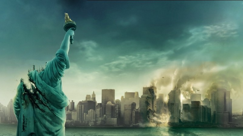 Wallpaper filmu Monstrum / Cloverfield