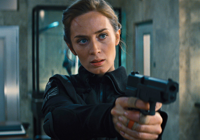 Emily Blunt ve filmu Na hraně zítřka / Edge of Tomorrow