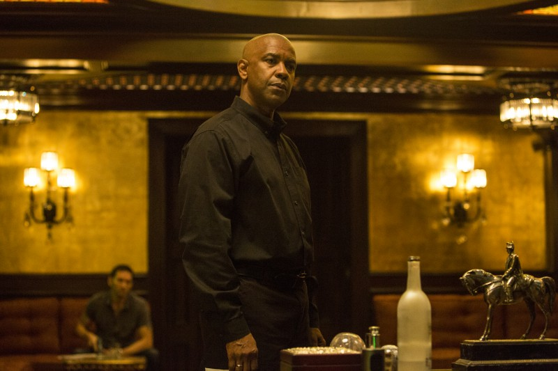Denzel Washington ve filmu Equalizer / The Equalizer