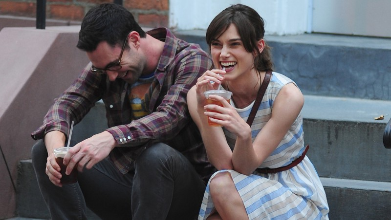 Keira Knightley, Adam Levine ve filmu Love Song / Begin Again