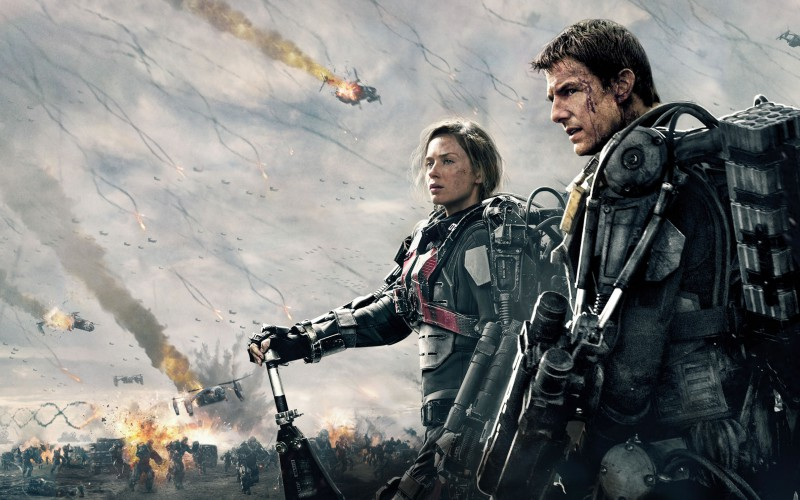 Wallpaper filmu Na hraně zítřka / Edge of Tomorrow