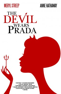 Plakát filmu Ďábel nosí Pradu / The Devil Wears Prada