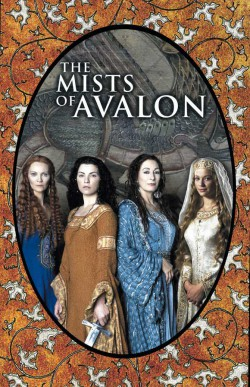 Plakát filmu Mlhy Avalonu / The Mists of Avalon