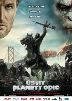 Dawn of the Planet of the Apes - 2014
