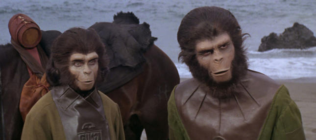 Fotografie z filmu Planeta opic / Planet of the Apes
