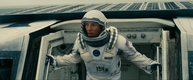 Matthew McConaughey ve filmu Interstellar / Interstellar