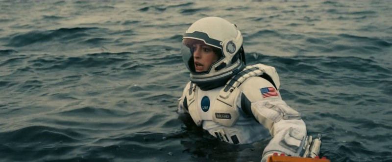 Anne Hathaway ve filmu Interstellar / Interstellar