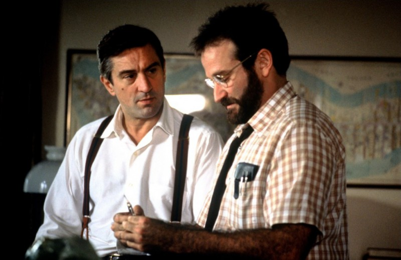 Robert De Niro, Robin Williams ve filmu Čas probuzení / Awakenings
