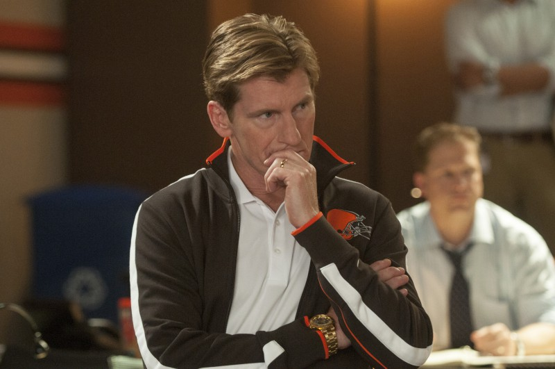 Denis Leary ve filmu  / Draft Day