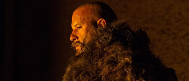 První foto: Vin Diesel je The Last Witch Hunter