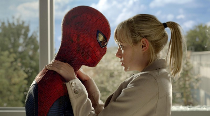 Fotografie z filmu Amazing Spider-Man / The Amazing Spider-Man
