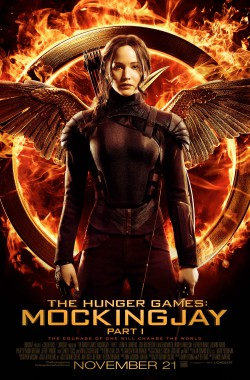 Plakát filmu Hunger Games: Síla vzdoru 1. část / The Hunger Games: Mockingjay - Part 1