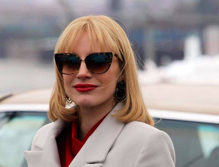 Jessica Chastain ve filmu  / A Most Violent Year
