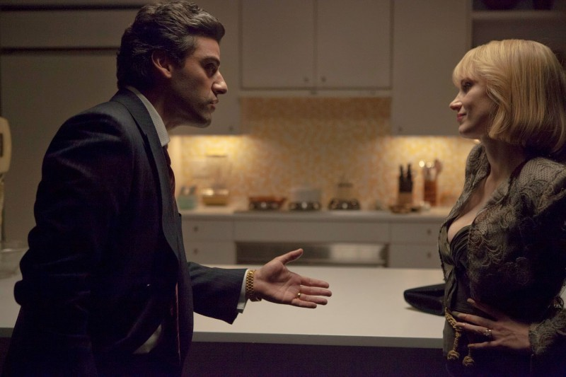 Oscar Isaac, Jessica Chastain ve filmu  / A Most Violent Year