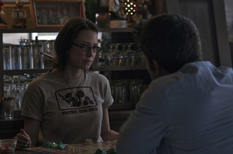 Carrie Coon ve filmu Zmizelá / Gone Girl