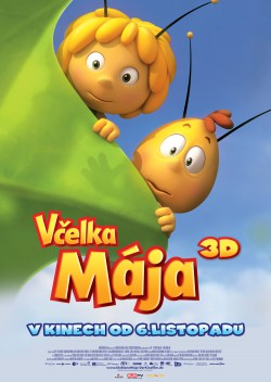 Maya the Bee Movie - 2014