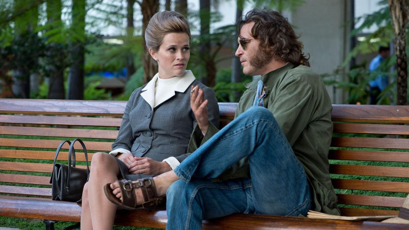 Reese Witherspoon, Joaquin Phoenix ve filmu  / Inherent Vice