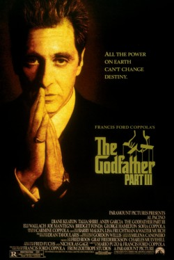 Plakát filmu Kmotr III / The Godfather: Part III