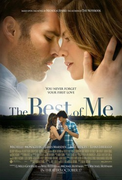 Plakát filmu Co s láskou / The Best of Me