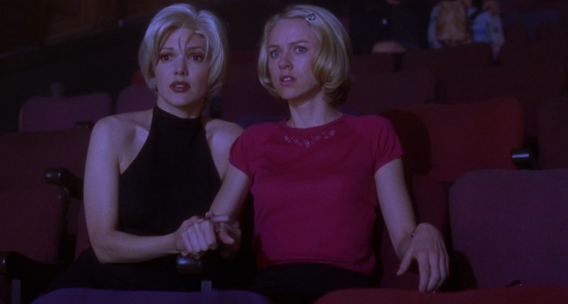 Laura Harring, Naomi Watts ve filmu Mulholland Drive / Mulholland Dr.