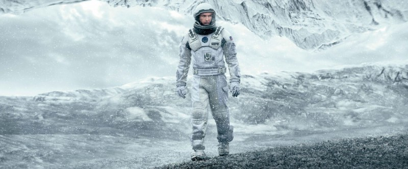 Banner filmu Interstellar / Interstellar