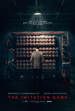 Plakát filmu Kód Enigmy / The Imitation Game