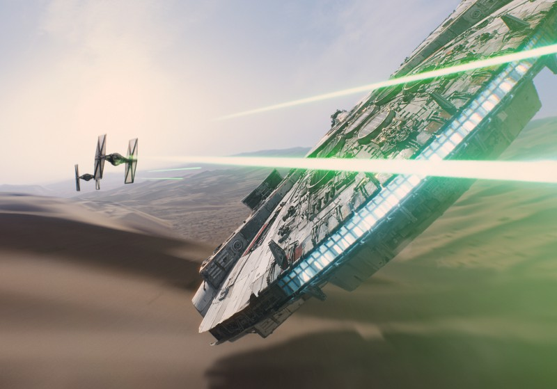 Fotografie z filmu Star Wars: Síla se probouzí / Star Wars: Episode VII - The Force Awakens