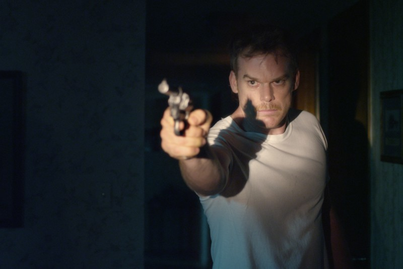 Michael C. Hall ve filmu  / Cold in July