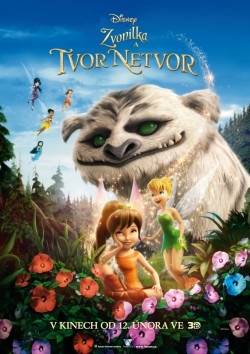 Tinker Bell and the Legend of the NeverBeast - 2014