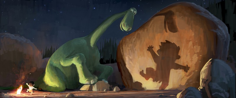 Fotografie z filmu  / The Good Dinosaur