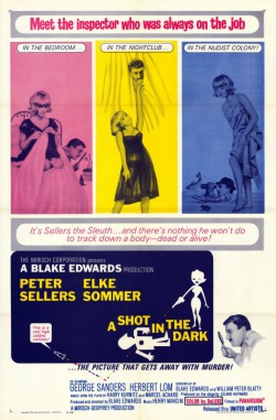A Shot in the Dark - 1964