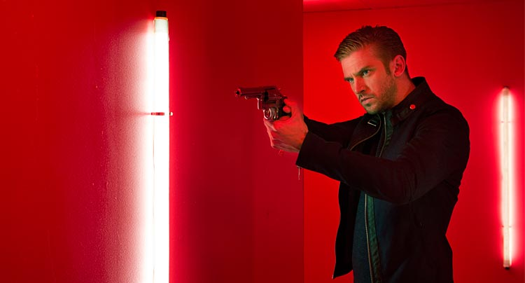 Dan Stevens ve filmu  / The Guest