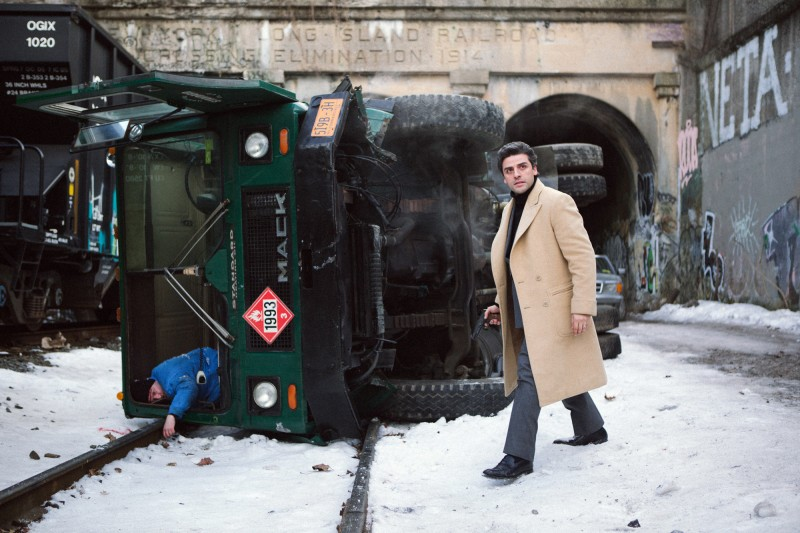 Oscar Isaac ve filmu  / A Most Violent Year