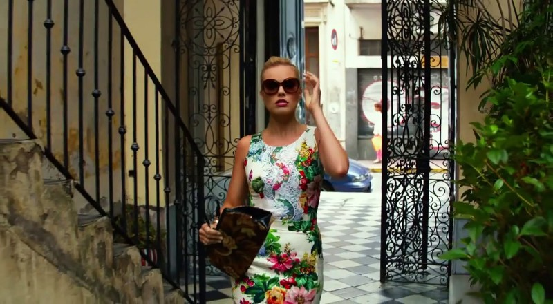 Margot Robbie ve filmu Focus / Focus