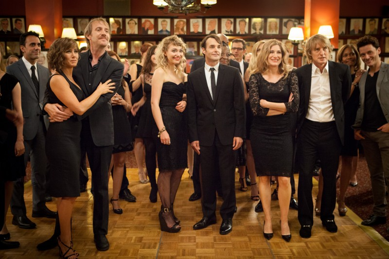 Jennifer Aniston, Rhys Ifans, Imogen Poots, Will Forte, Kathryn Hahn, Owen Wilson ve filmu  / She's Funny That Way