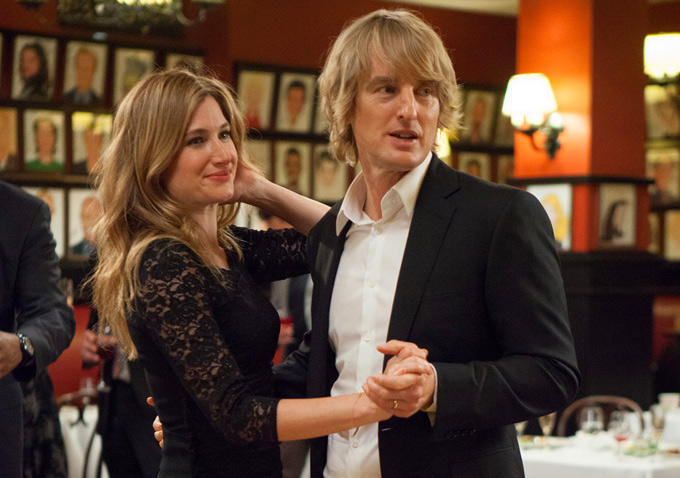 Kathryn Hahn, Owen Wilson ve filmu  Je prostě báječná / She's Funny That Way