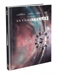 BD obal filmu Interstellar / Interstellar