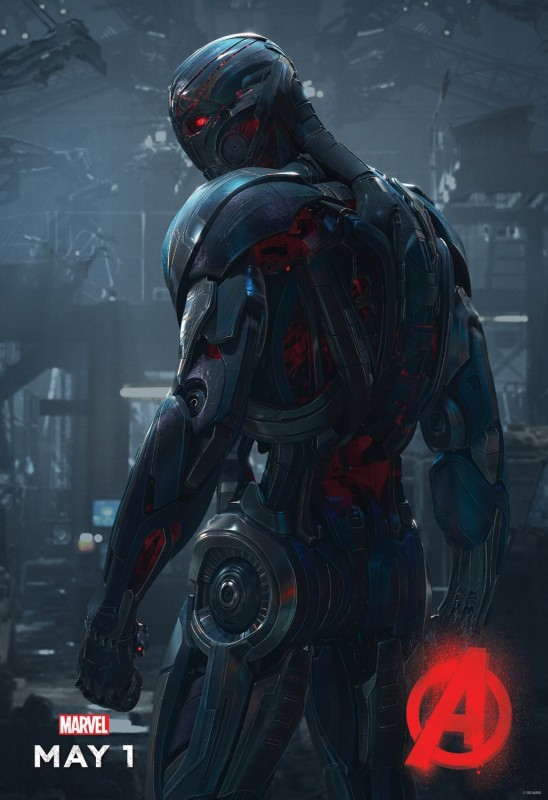 Plakát filmu Avengers: Age of Ultron / The Avengers: Age of Ultron
