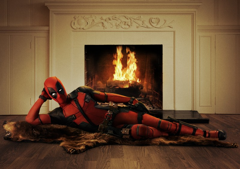 Ryan Reynolds ve filmu Deadpool / Deadpool