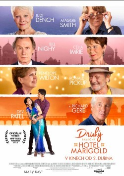 The Second Best Exotic Marigold Hotel - 2015