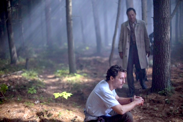Matthew McConaughey ve filmu  / The Sea of Trees