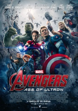 Avengers: Age of Ultron - 2015