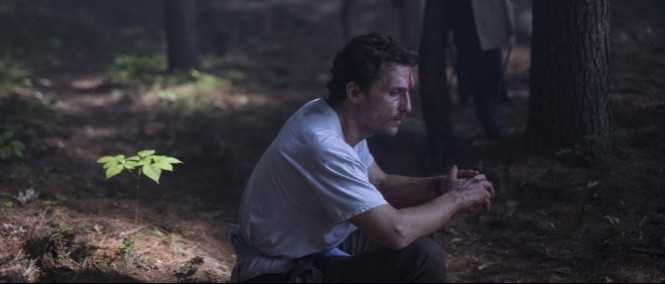 The Sea of Trees: Matthew McConaughey v