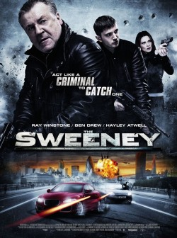 Plakát filmu Inspektor Regan / The Sweeney