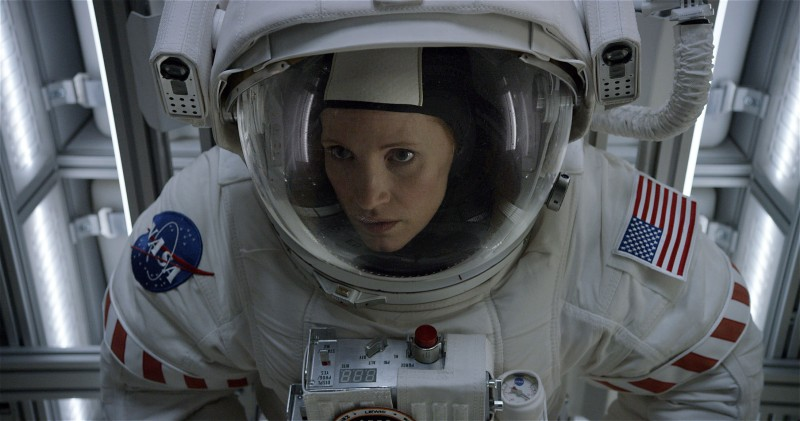 Jessica Chastain ve filmu Marťan / The Martian