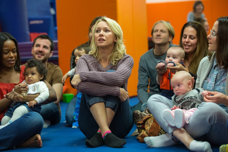 Naomi Watts ve filmu  / While We're Young
