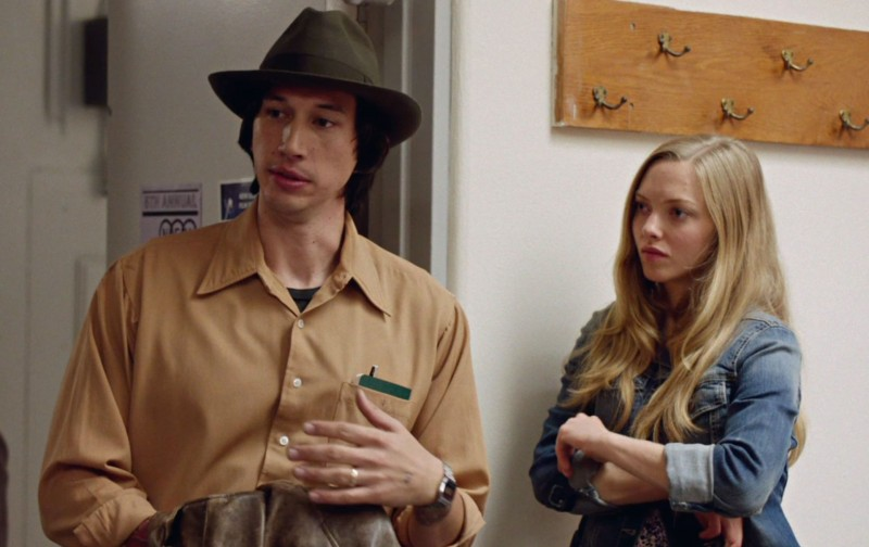 Adam Driver, Amanda Seyfried ve filmu  / While We're Young
