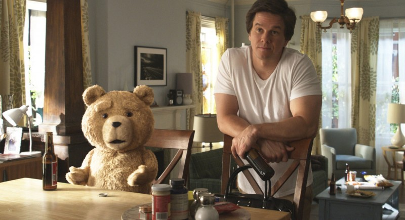 Mark Wahlberg ve filmu Méďa 2 / Ted 2