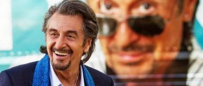 Al Pacino na lovu nacistů v TV sérii The Hunt